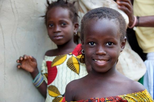 Senegalese Smiles