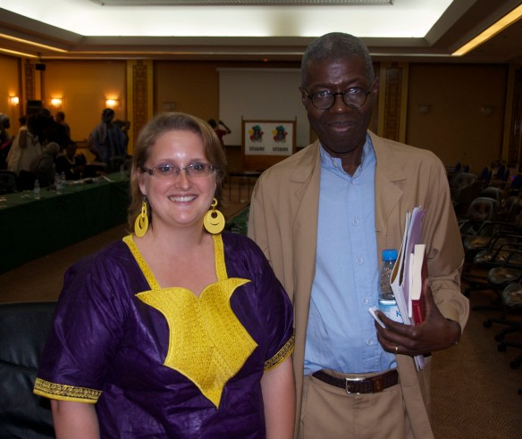 Souleymane Bachir Diagne and me - One of Senegal's most respected philosophers, professor at Columbia
