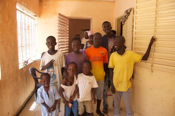 Khadim's family